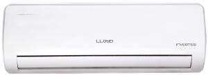 Lloyd 1 Ton 3 Star Hot & Cold Inverter Split AC