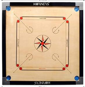 Korners carrom boards
