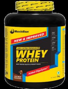 MuscleBlaze Supplements
