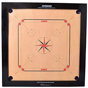 Synco Carrom Board