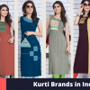 Top 10 Kurti Brands in India