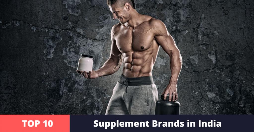 Top 10 Supplement Brands in India