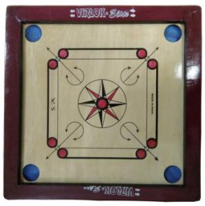 Virlok Carrom Board