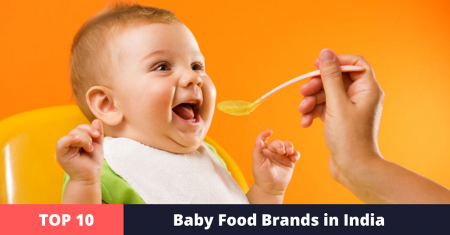 Best Baby Food Brands in India