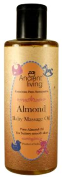 Ancient Living Almond Baby Massage Oil