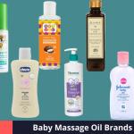10 Best Baby Massage Oil Brands in India (2021)