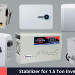 Best Stabilizer for 1.5 Ton Inverter AC