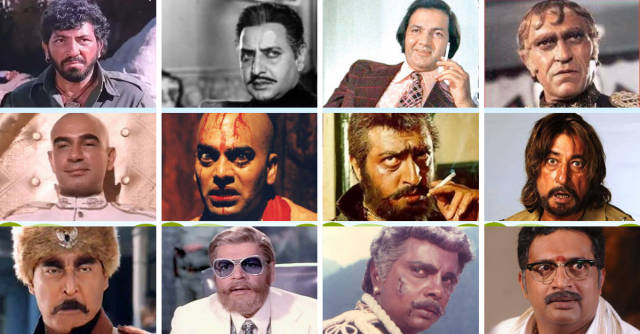 Bollywood Villains