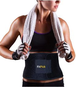 FitPick Sweat Slimming Belt
