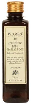 Kama Ayurveda Ayurvedic Baby Massage Oil