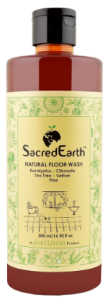SacredEarth Natural Floor Wash Liquid