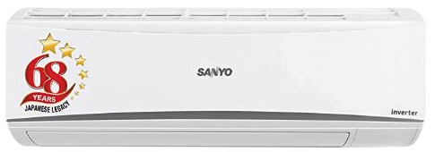 Sanyo 1.5 Ton 3 Star Dual Inverter Split AC