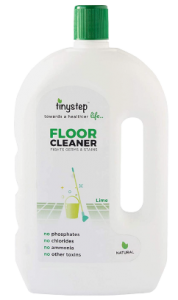Tinystep Natural Baby Safe Pet-Friendly Floor Cleaner