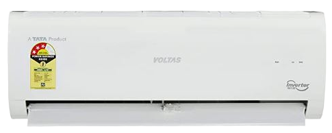 Voltas 1 Ton 3 Star Inverter Split AC CZT