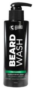 beardo beard wash