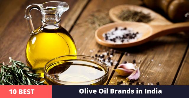 Olive Oil Brands in India