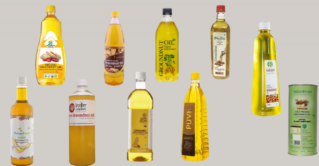 Best Groundnut Oil Brands in India