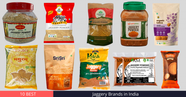Best Jaggery Brands in India