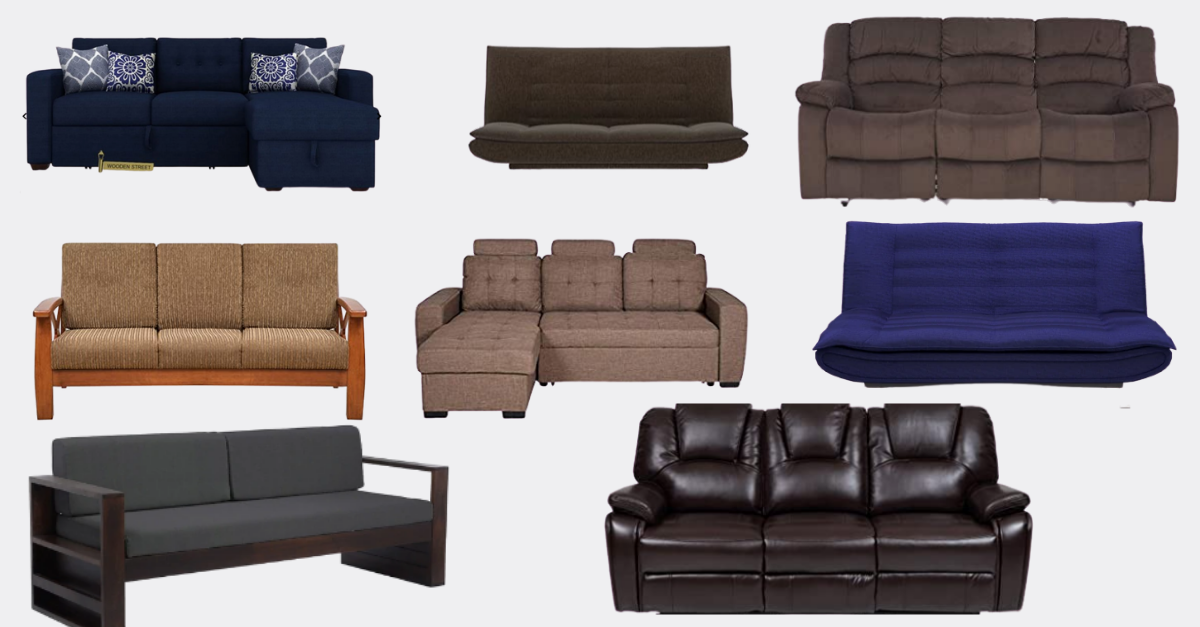 Top 10 Best Sofa Brands In India 2021, Leather Sofa Brands List
