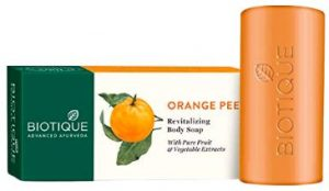 Biotique Orange Peel Body Soap