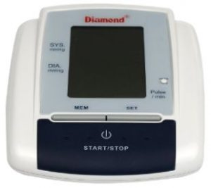 Diamond BP Monitor