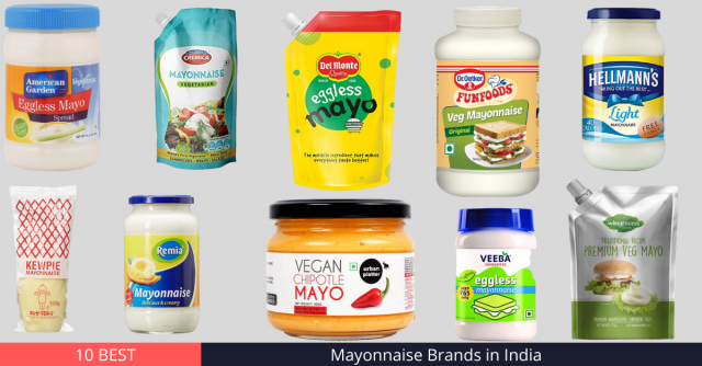 Mayonnaise Brands in India