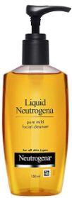 Neutrogena Liquid Mild Facial Cleanser