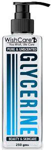 WishCare Pure & Unscented Glycerine