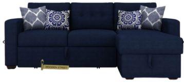 Wooden Street Sofa