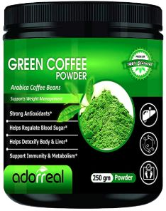 Adorreal Arabica Green Coffee Bean Powder