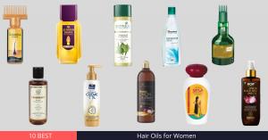Best Hair Oils for Women