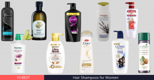 Best Hair Shampoos for Women