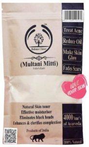 Dolence Clover Natural Multani Mitti Powder