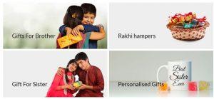 GiftCart Raksha Bandhan Gifts