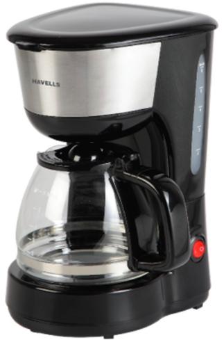 Havells Drip Cae-N 6 600-Watt Coffee Maker Machine