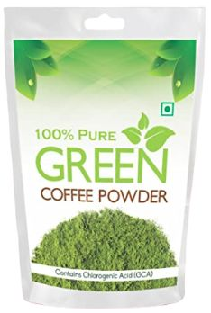 Health First Green Coffee Beans Powder