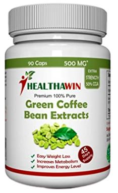 HealthAWin Green Coffee Bean Herbs