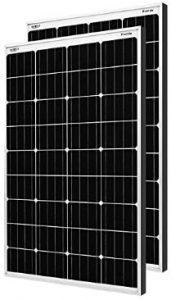 Loom Solar 125 watt Mono Crystalline Panel