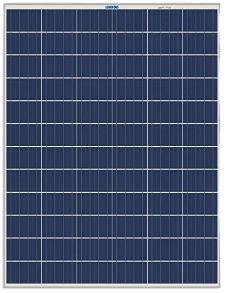 Luminous 160 Watt Poly Crystalline Solar Panel