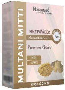 Nankings Pure and Organic Multani Mitti