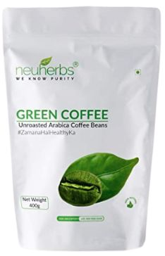 Neuherbs Green Coffee Beans