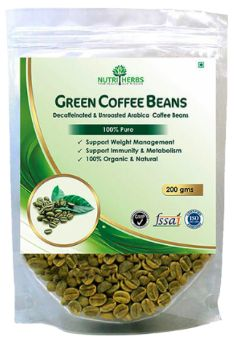 Nutriherbs Green Coffee Beans