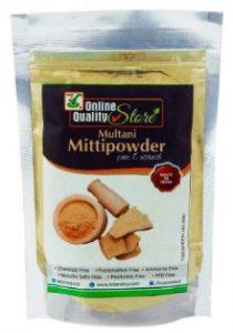 Online Quality Store Pure Herbal Multani Mitti Powder