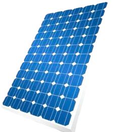 Patanjali 100 Watt Poly Solar Panel