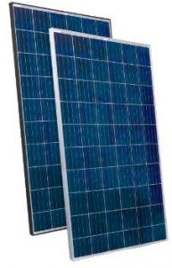 Usha 100 Watt Poly Solar Panel