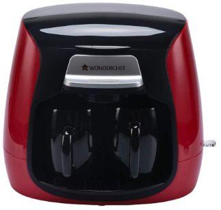 Wonderchef Duet 63152565 2-Cups Coffee Brewer