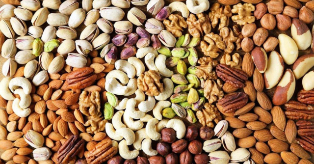 Dry Fruits Names