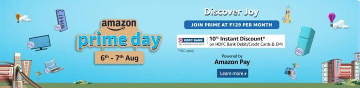 Amazon Prime Offers 2020