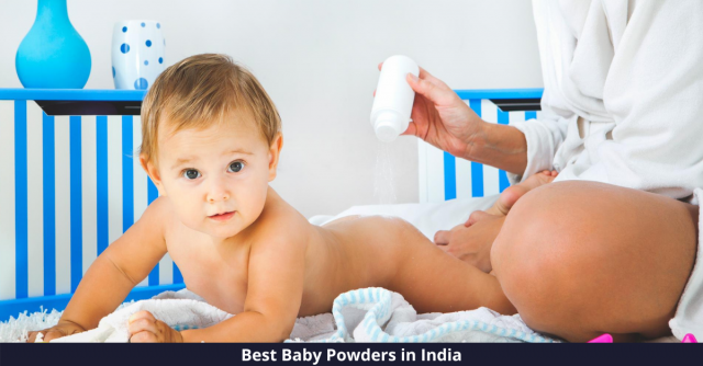 Best Baby Powders in India