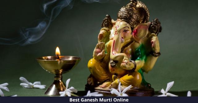 Best Ganesh Murti
